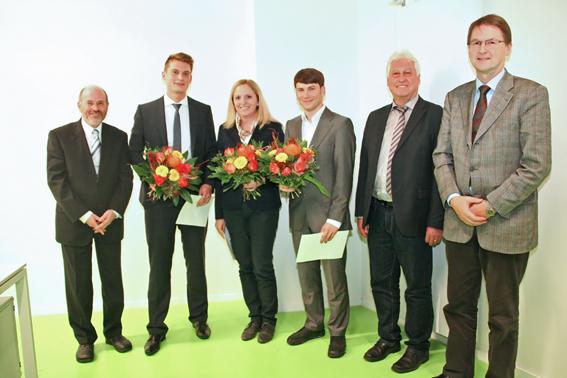 """Gewinner des """"Deutschlandpreis"""" 2014"""